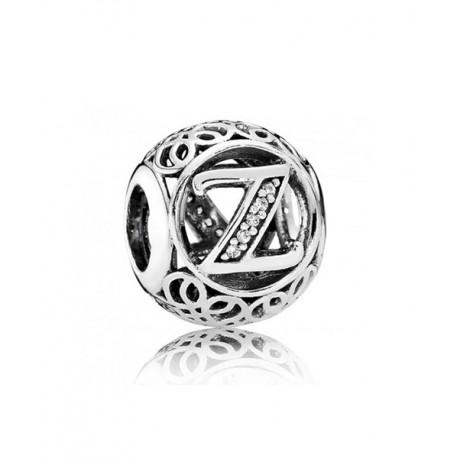Charm Pandora letra Z 791870CZ