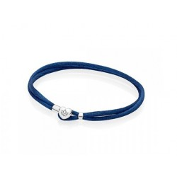 Pulsera moments Pandora azul