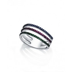 Anillo Viceroy tricolor