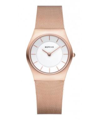 Reloj Bering rosado 11930-366