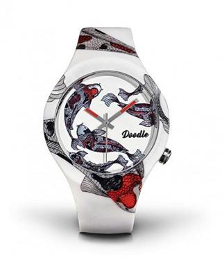 Reloj Doodle pez Carpa