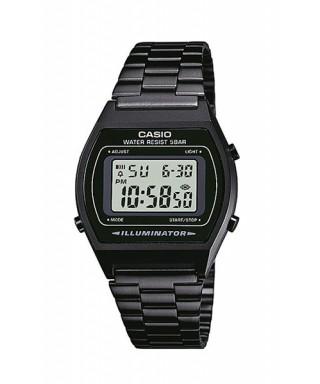 Reloj digital Casio negro B640WB-1AEF