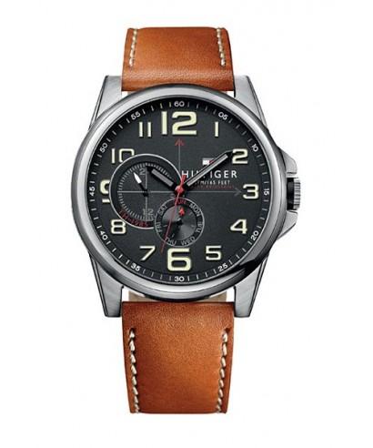 Reloj Tommy de cuero hombre