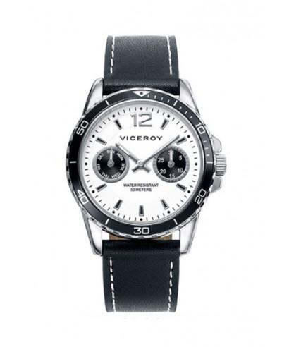 Reloj negro Comunión Viceroy 40981-05