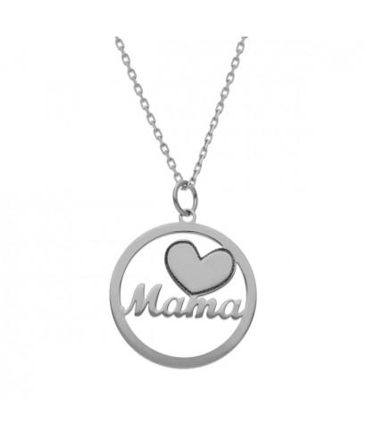 Gargantilla y colgante mamá Día de la madre
