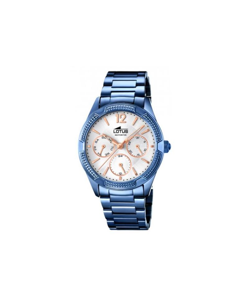 85856eeca Reloj Lotus azul para mujer 18248/1