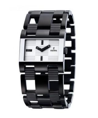 Reloj Festina negro mujer