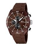 Reloj Lotus marrón