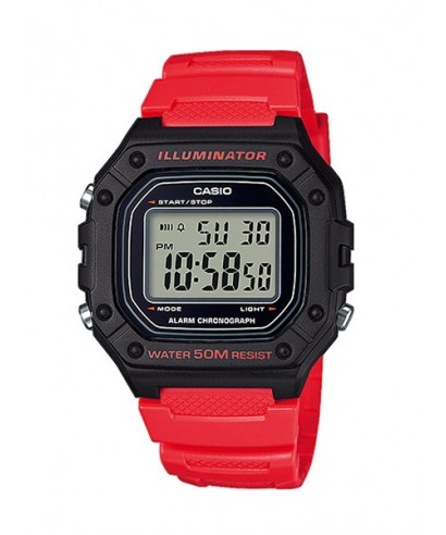 Reloj Casio digital W-218H-4BVEF
