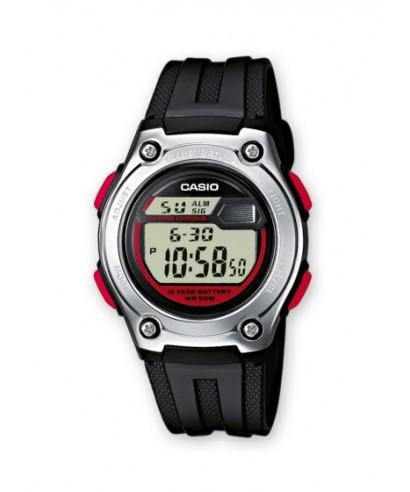 Reloj Casio digital W-211-1BVES
