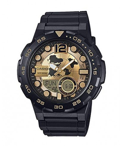 dcc5cc6b700e Reloj Casio digital analógico AEQ-100BW-9AVEF