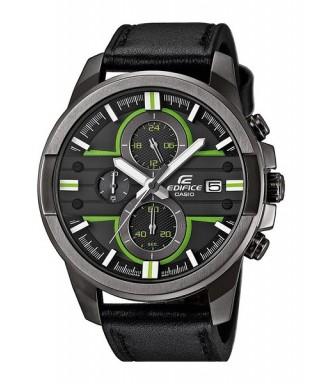 Reloj Casio Edifice negro verde