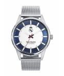 Reloj Real Madrid acero 471221-07