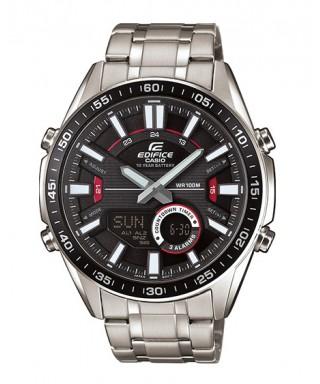 Reloj Casio Edifice negro digital analógico