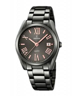 Reloj Festina negro de mujer