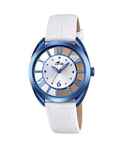 Reloj Lotus transparente anuncio tv 18253/1