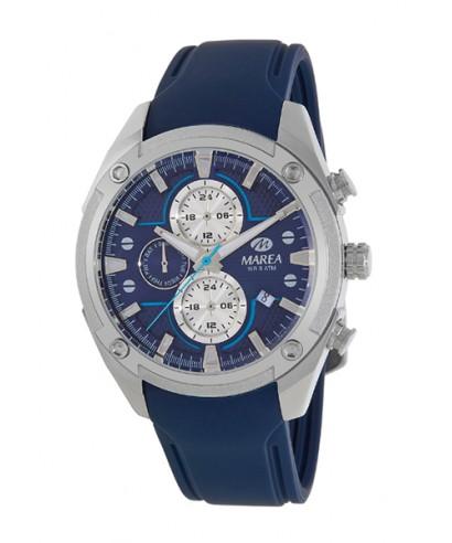 Reloj Marea Caucho azul