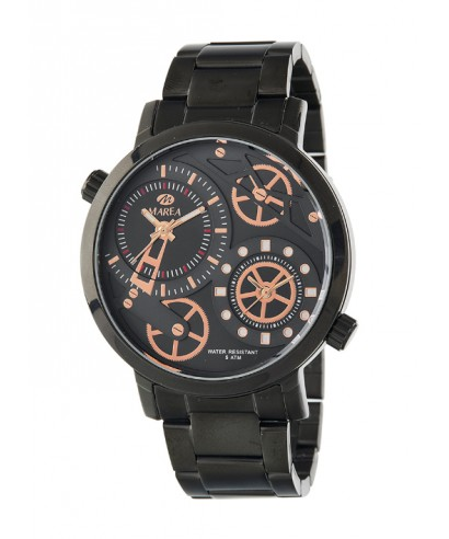 Reloj extra grande Marea negro