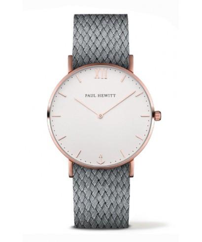 Reloj Paul Hewitt gris rosado