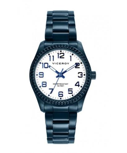 Reloj Viceroy azul mujer 40860-34
