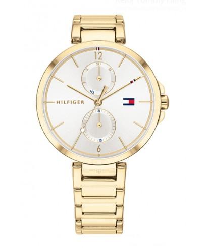 Reloj dorado Tommy Hilfiger mujer