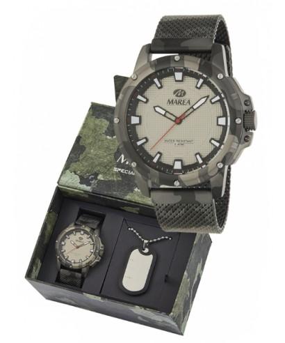 Marea Edición Especial reloj y chapa