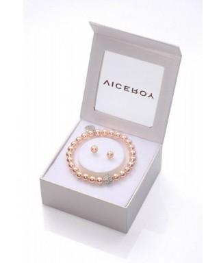 Pack Viceroy perlas bronceadas