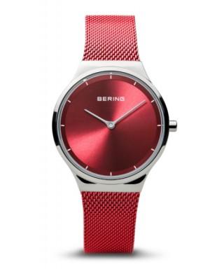 Reloj Bering rojo mujer 12131-303