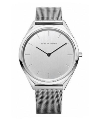 Reloj Bering ultra slim unisex 17039-000