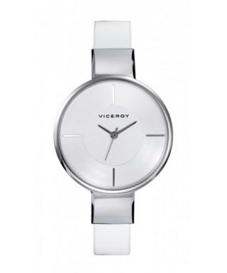 Reloj Viceroy blanco mujer 432194-07