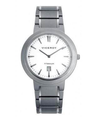 Reloj Viceroy hombre titanio 47841-97
