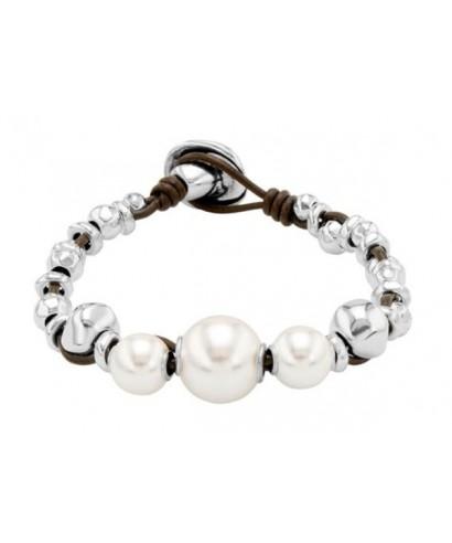 Pulsera Uno de 50 Flighty perlas