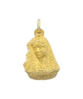 Medalla Oro Virgen de la Macarena