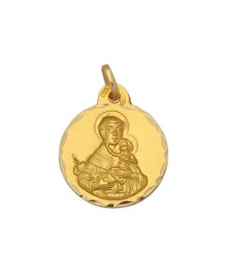 Medalla Oro San Antonio