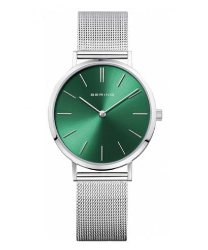 Reloj Bering mujer esfera verde 14134-008
