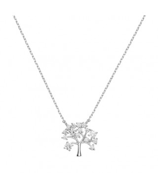 Gargantilla Árbol de la vida plata Itemporality