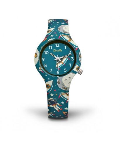 Reloj Doodle Espacio exterior