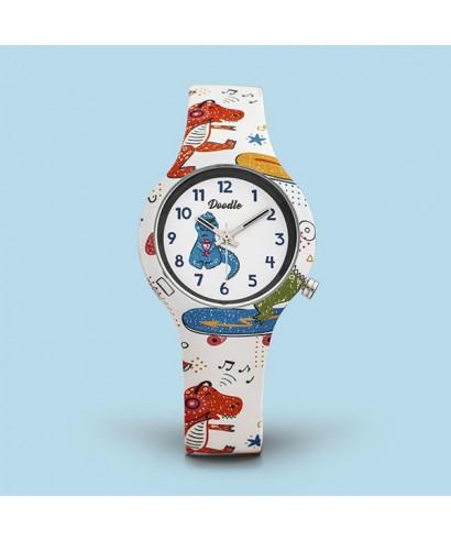 Reloj Doodle niño/a Dinosaurio