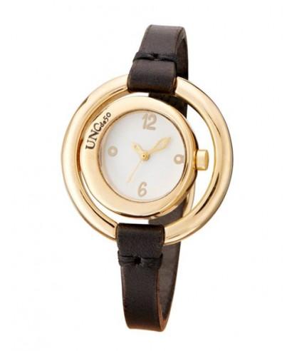 Reloj dorado Uno de 50 REL0143