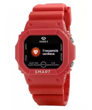 Marea Smart cuadrado rojo B60002/3