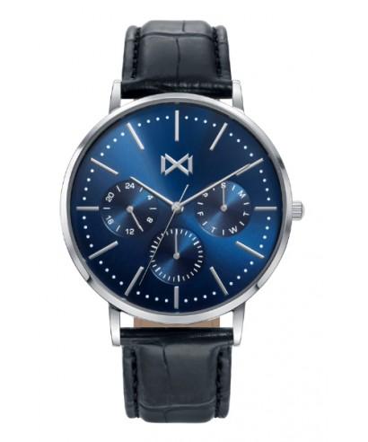 Reloj Mark Maddox esfera azul Greenwich HC7117-37