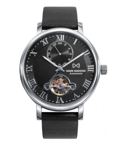 Reloj Mark Maddox automático negro HC7146-53