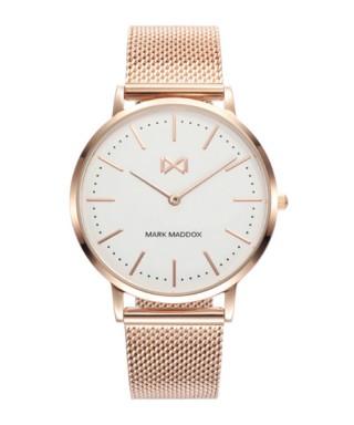 Reloj rosado Mark Maddox Greenwich MM7116-07