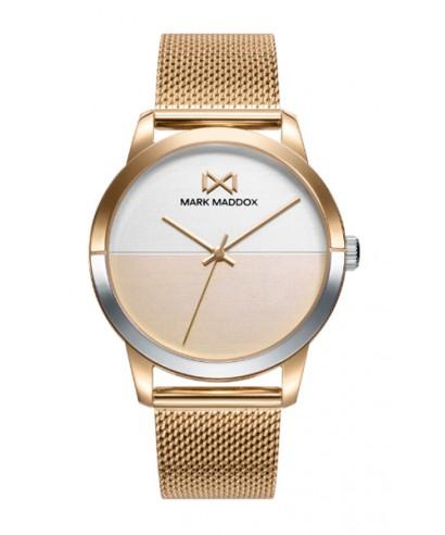 Reloj Mark Maddox dorado 'Catia' MM7142-20