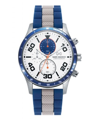 Reloj Mark Maddox azul caballero HC7136-04