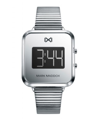 Reloj Mark Maddox cuadrado Notting MM0119-00
