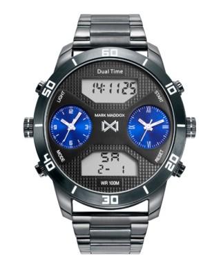 Reloj Mark Maddox XXL negro HM1004-50