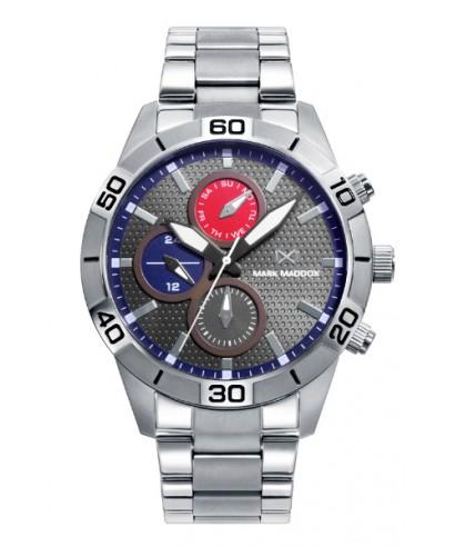 Reloj Mark Maddox acero hombre HM7149-57