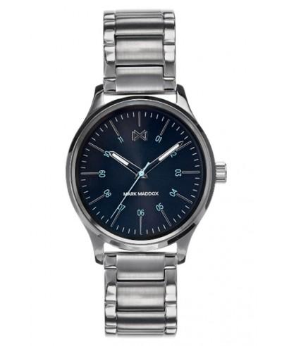 Reloj Mark Maddox acero hombre HM7101-57