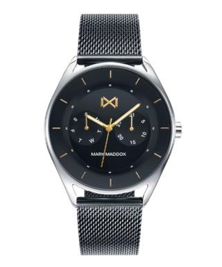 Reloj Mark Maddox negro venice HM7116-57